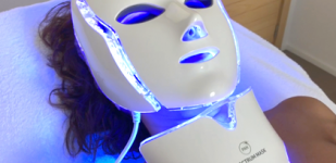 SPECTRUM MASK, LED light for your face